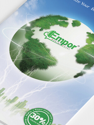 Empor Brochure Designs