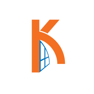 Kampala Homes Logo Design