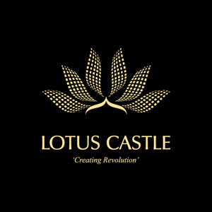 Lotus Castle Logo Design