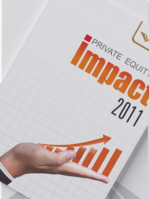 Venture Intelligence Annual Report Design